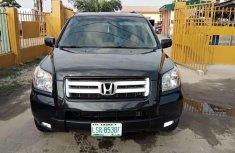 Well Maintained Nigerian used Honda Pilot 2006