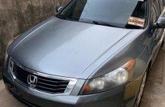 Clean Tokunbo Used Honda Accord 2008