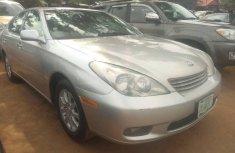 Super Clean Nigerian used 2004 Lexus ES