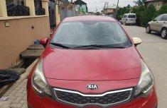 Neat Nigerian used Kia Rio 2013