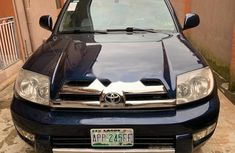Well Maintained Nigerian used Toyota 4-Runner 2005
