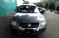 Nigerian Used 2004 Volkswagen Passat