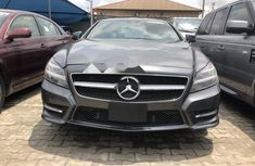 Clean Tokunbo Used Mercedes-Benz CLS 2012