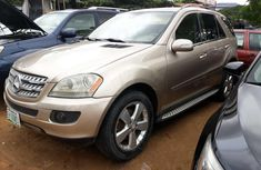 Super Clean Nigerian Used Mercedes-Benz ML350 2006