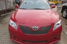 Super Clean Foreign used Toyota Camry 2009 Petrol Automatic Red