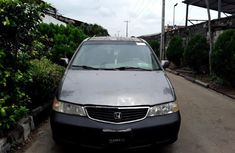 Nigerian Used 2000 Honda Odyssey