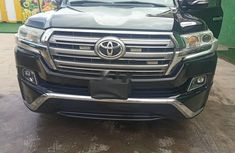 Well Maintained Nigerian used 2010 Toyota Land Cruiser
