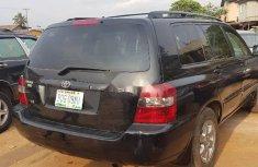 Super Clean Nigerian used Toyota Highlander 2006