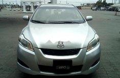 Nigerian Used Toyota Matrix 2009