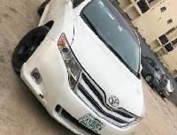 Super Clean Nigerian used Toyota Venza 2010