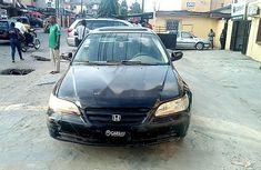 Nigerian Used 2002 Honda Accord