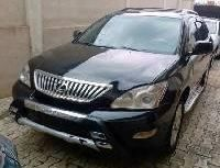 Well Maintained Nigerian used Lexus RX 2008
