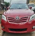 Clean Tokunbo Used  Toyota Camry 2011