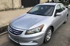 Neat Tokunbo Used Honda Accord 2011