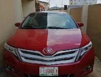 Clean Tokunbo Used Toyota Venza 2015