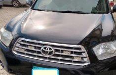 Clean Nigerian Used  Toyota Highlander 2008
