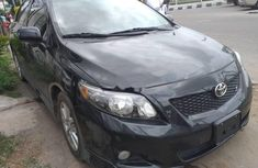 Clean Tokunbo Used Toyota Corolla 2010