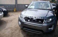Neat Tokunbo  Land Rover Range Rover Evoque 2013
