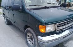 Clean Nigerian Used  Ford E-150 2001