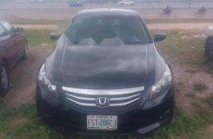 Well Maintained Nigerian used Honda Accord 2012