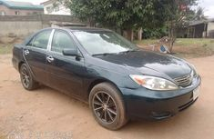 Nigerian Used Toyota Camry 2004 Model