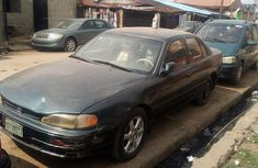 Clean Nigerian Used Toyota Camry 1996