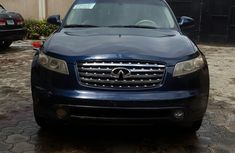 Well Maintained Nigerian used Infiniti Fx35 2005