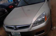 Neatly Nigerian Used 2007 Honda Accord