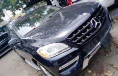 Neat Tokunbo Mercedes-Benz ML350 2014 Blue
