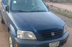 Clean Nigerian Used Honda CR-V 2001