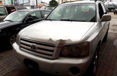 Nigerian Used 2006 Toyota Highlander in Lagos
