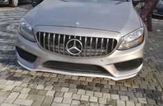 Neat Foreign used Mercedes-Benz C300 2015