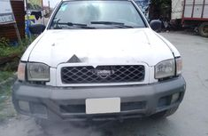 Clean Nigerian Used Nissan Pathfinder 2001 White