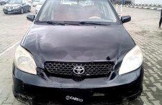 Nigerian Used Toyota Matrix 2003