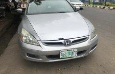 Super Clean Nigerian used 2006 Honda Accord