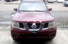 Nigerian Used Nissan Pathfinder 2006