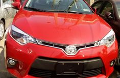 Neat Foreign used 2015 Toyota Corolla