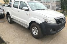 Well Maintained Nigerian used 2012 Toyota Hilux