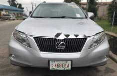 Super Clean Foreign used Lexus RX 2011 Automatic Petrol ₦6,880,000