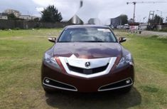 Foreign Used 2010 Acura ZDX