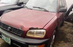 Well Maintained Nigerian used Toyota RAV4 2004