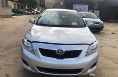 Super Clean Foreign used Toyota Corolla 2012
