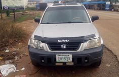 Clean Nigerian Used Honda CR-V 1999