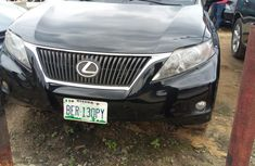Affordable Nigerian Used Lexus RX 350 2010 Model in Port Harcourt