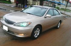 Toyota Camry 2003 (Big Daddy) price in Nigeria & detailed review
