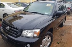 Elegant Clean Used Toyota Highlander 2006