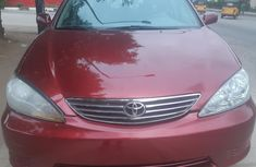Spotless Clean Toyota Camry Used 2005