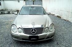 Super Clean Nigerian used 2006 Mercedes-Benz E350