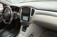 Super Clean Nigerian used 2006 Toyota Highlander