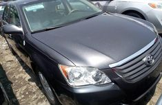 Foreign Used Toyota Avalon 2009